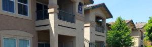 Exterior of Sierra Creek building 9